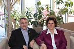 Michel Coulmont et Sylvie Berthelot, de la Faculté d'administration de l'Université de Sherbrooke.