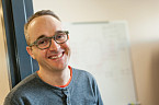 Professeur Liam Watson<br>Titulaire de la&nbsp;Chaire de recherche du Canada sur la topologie en basses dimensions