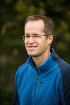 <p>Le professeur Mark Vellend, du D&eacute;partement de biologie.</p>