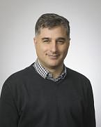 Marc D. David, professeur au Département des lettres et communications