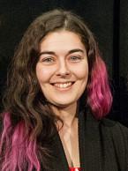 Marianne Verville, diplômée de la Faculté des lettres et sciences humaines.