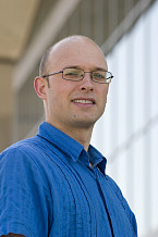 Benoît Castelnérac, professeur au Département de philosophie et d'éthique appliquée