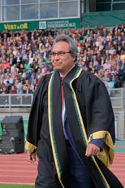 James Anaya, docteur d'honneur de l'Université