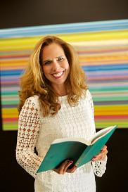 <span>Madame Sylvie Fontaine, porte-parole du programme Parents Biblioth&egrave;ques &Eacute;dition 2017-2018</span>