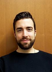 Vincent Domon-Archambault, stagiaire postdoctoral et psychologue