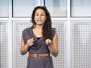 Sarah Lafontaine, &eacute;tudiante au doctorat en recherche en sciences de la sant&eacute;, concentration sciences infirmi&egrave;res, a remport&eacute; en 2018 le concours <em>Ma th&egrave;se en 180 secondes</em>. Elle a&nbsp;r&eacute;guli&egrave;rement eu recours au Service des biblioth&egrave;ques et archives durant son parcours universitaire au Campus de Longueuil de l'UdeS.<br>