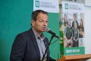 Jean-Pierre Boucher, directeur général du Service du sport et de l'activité physique.