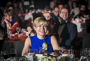 Me Joëlle Boisvert, proclamée Grande Ambassadrice 2017.