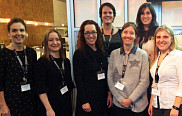 Le Comit&eacute; organisateur<br>Annick Jaton, C&eacute;line Poncelin de Raucourt, Chantale Tremblay, Julie Degans, Sara Duquette / <br>Isabelle Moreau, Marianne St-Onge <br>