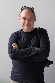Le photographe Bertrand Carri&egrave;re<br>