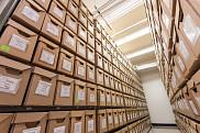 <p>Entrep&ocirc;t du secteur Gestion des documents administratifs et archives (GDAA) de l'Universit&eacute; de Sherbrooke.</p>