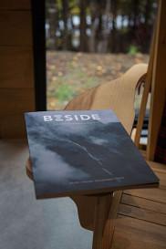 Le nouveau magazine BESIDE.