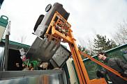 L'UdeS valorise 70 tonnes de matières compostables par an.