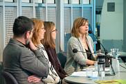 L'UdeS et l'école internationale du Phare participaient au panel organisé par le Carrefour de solidarité internationale de Sherbrooke.