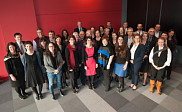Des personnes s'étant distinguées de façon exceptionnelle par leur grande contribution à l'enseignement ont été honorées le 20 mars lors de lacérémonie annuelle de la qualité de l'enseignement.
