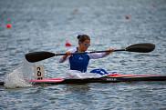 Émilie Simard aux Jeux du Canada 2013.