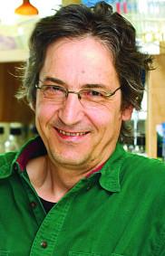 Le professeur Raymund J. Wellinger.<br>