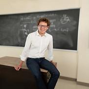 Le professeur Alexandre Blais, r&eacute;cipiendaire de la M&eacute;daille comm&eacute;morative Rutherford en physique.<br>