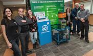 L udes inaugure un nouveau centre de collecte des produits