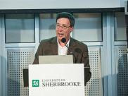 Le professeur Jean-Pierre Perreault, vice-recteur à la recherche et aux études supérieures de l'UdeS.