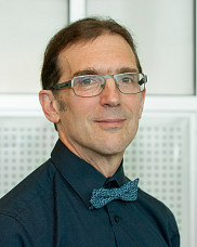 Le professeur Robert Leconte, titulaire de la Chaire de recherche industrielle du CRSNG sur la valorisation des observations de la Terre en ressources hydriques.<br>