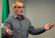 Professeur Alain Webster, vice-recteur au d&eacute;veloppement durable et aux relations gouvernementales et vice-recteur au Campus de Longueuil de l&rsquo;Universit&eacute; de Sherbrooke.<br>