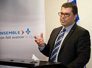 <p>Professeur Serge Striganuk, doyen de la Facult&eacute; d&rsquo;&eacute;ducation de l&rsquo;Universit&eacute; de Sherbrooke.</p>