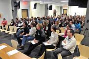 Plus de 160 personnes ontassistéà ce premier Symposium