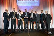 Gagnant, catégorie Partenariat technologique :le C2MI,en partenariat avecTeledyne DALSA, Polytechnique Montréal et Université deSherbrooke.
