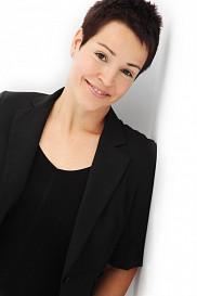 Nathalie Feuiltault, doctorante au programme de doctorat en administration des affaires (DBA)<br>