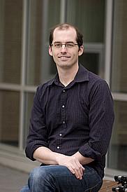 Le professeur David Poulin