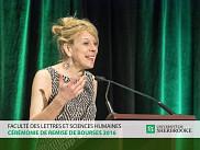 <span>La doyenne de la Facult&eacute; des lettres et sciences humaines, la professeure Christine Hudon.</span>