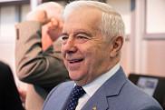 M. Alain Lemaire, docteur d'honneur de l'Université de Sherbrooke en 2008.