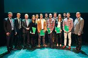 Les gagnantes et gagnants du concours de vulgarisation scientifique 2018