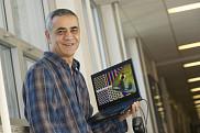 Djemel Ziou, professeur au D&eacute;partement d'informatique de l'UdeS.<br>