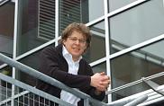 Le professeur Alexandre Blais<br>