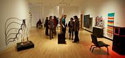 Exposition des finissantes et finissants du certificat en arts visuels, &agrave; la Galerie d'art du Centre culturel du 18 avril au 1<sup>er</sup> juin 2013.<br>