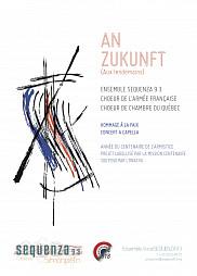 La tournée An Zukunft (Aux lendemains) se déroule du 8 juin au 17 novembre 2018 un peu partout en France.