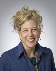 Professeure Christine Hudon.<br>