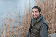 Olivier Saint-Jean-Rondeau, étudiant à la maîtrise en géomatique, profil physique de la télédétection.