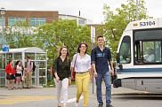 <span>L'Universit&eacute; et la Ville de Sherbrooke peuvent &ecirc;tre fi&egrave;res de l'entente unique d&rsquo;acc&egrave;s libre au transport en commun pour les &eacute;tudiants.&nbsp;</span>