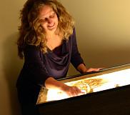 Artiste invitée, Josée Courtemanche s'est produite sur différentes scènes à Sherbrooke et Montréal.