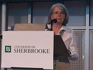 Sylvie Fournier, directrice générale du Service des bibliothèques et archives est présidente de la campagne Centraide 2017 à l'UdeS.