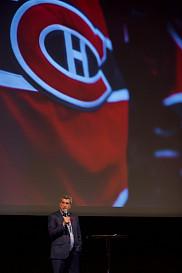 Donald Beauchamp, vice-président principal – Communications, Canadiens de Montréal.