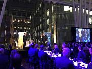Le 74<sup>e</sup> Gala de l'ACFAS s'est d&eacute;roul&eacute; &agrave; Montr&eacute;al, le 13 novembre 2018