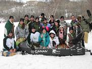 Équipe de toboggan de béton de l'Université de Sherbrooke, Toboggus