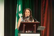 Pre Mélanie Levasseur de la Faculté de médecine et des sciences de la santé