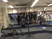 Dans une école secondaire de Cincinnati au STEM Bicycle Club