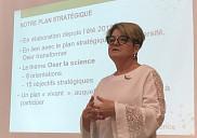 Pre Carole Beaulieu, doyenne de la Faculté des sciences