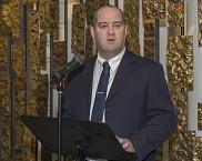 Le vice-recteur adjoint à la recherche et aux études supérieures de l'UdeS, Pr Jean-Pascal Lemelin